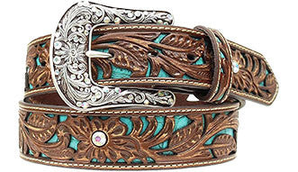 Ariat Inlay Belt