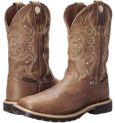 Justin George Strait Boot