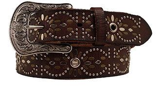 Ariat Eyelet Belt