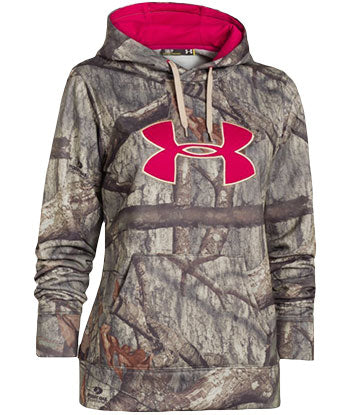 Girl With A Bow Under Armour Camo Hoodie Outfit - Real Country Ladies 42b14c4fd62b8
