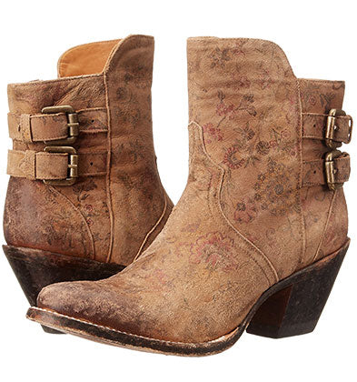 Lucchese Floral Boot