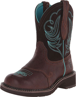 Ariat Royal Chocolate/Fudge Fatbaby Boot
