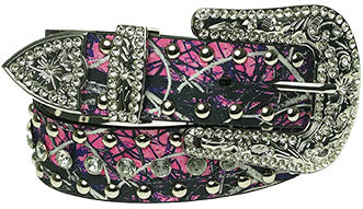 Muddy Girl Camo Belt