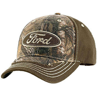 Camo Ford Hat