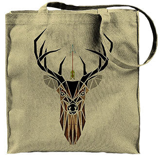 Deer Artwork Bag