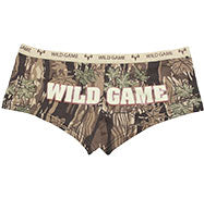 Wild Game Booty Shorts