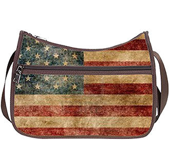 Flag Shoulder Bag