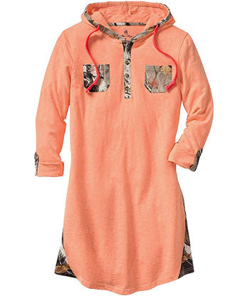 Coral Camo Cover-Up