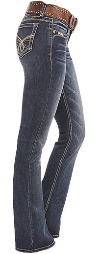 Belted WallFlower Jeans