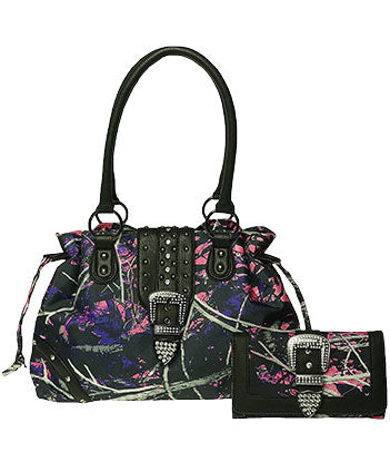 Muddy Girl Handbag/Wallet