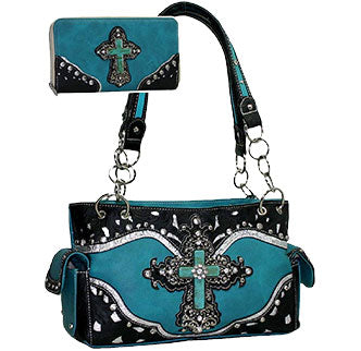 Turquoise Purse/Wallet