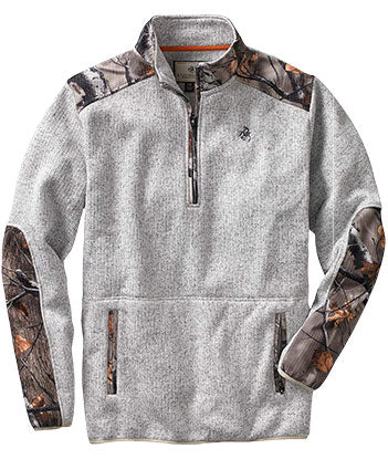 Legendary Whitetails 1/4 Zip
