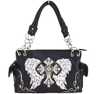 Angel Wings Cross Purse