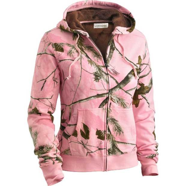 10 Pink Camo Hoodies Real Country Ladies