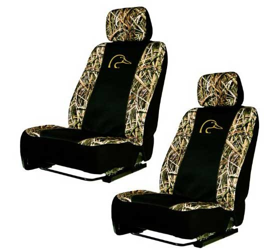 Ducks Unlimited Seat Covers >> 10 Camo Seat Covers for Your Car/Truck/SUV – Real Country ...