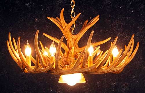10 Replica Antler Chandeliers Real Country Ladies