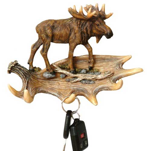 Beautiful This Moose And Antler Key Hook Is The Perfect Solution To Your Dilemma.  Youu0027ll Never Loose Your Keys Again. Design Inspirations