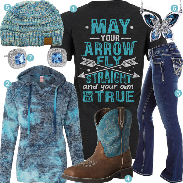 Arrow Fly Straight Outfit