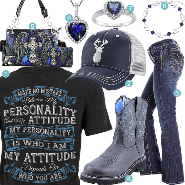 Personality & Attitude Outfit