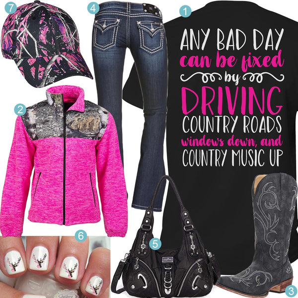 Any Bad Day Outfit