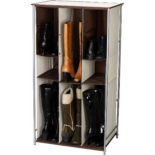 Boot Organizer U0026 Adjustable Pockets