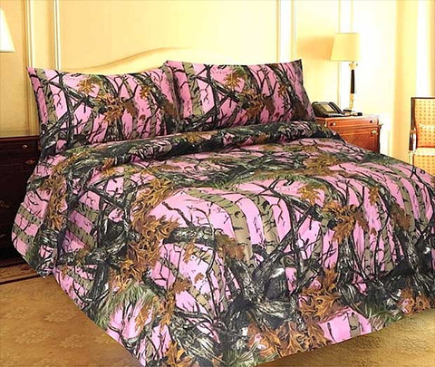 Camo Bedroom Set. The Woods Premium Microfiber CAMO Sheet Set Sleep Well With These 11 Camo Bed Sets  Real Country Ladies