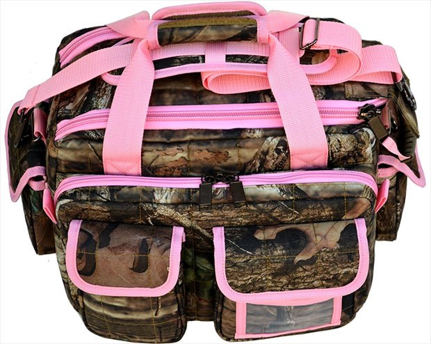 10 Camo Gun Range Bags Real Country Ladies