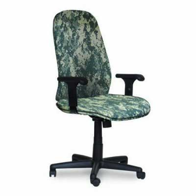 10 camo office chairs - real country ladies