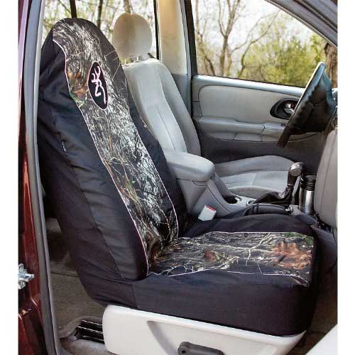 Universal Browning Camo Bucket Seat Cover Is Sold Individually Pink Buckmark Logo Lends This A Decidedly Feminine Feel
