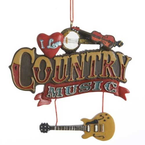 10 Country Christmas Ornaments - Real Country Ladies
