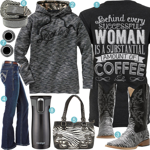 Amount of Coffee Outfit