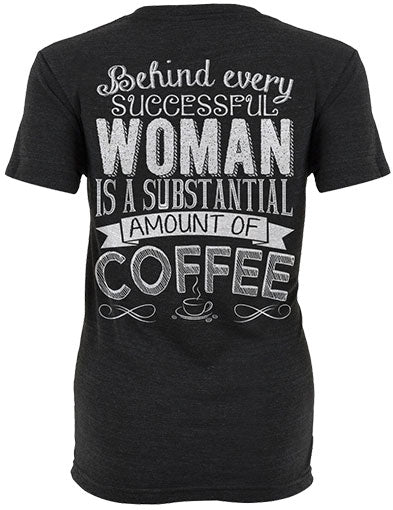 Amount of Coffee Shirt