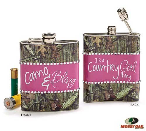 15 Fabulous Flasks for the Country Chick - Real Country Ladies d36cadd6e868