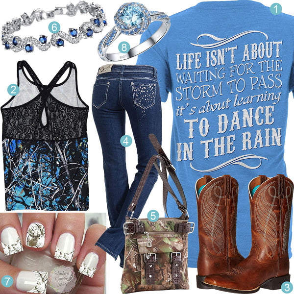 Dance In The Rain Outfit