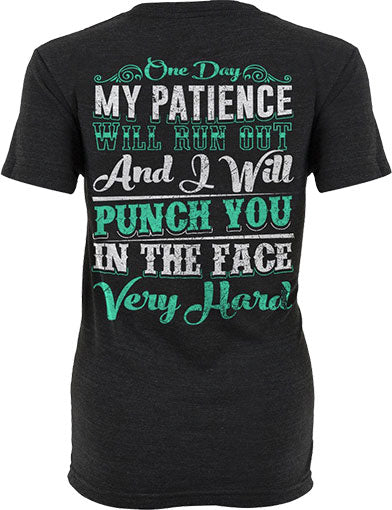Punch You In The Face Shirt