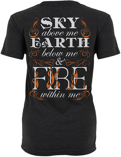 Fire Within Me Shirt