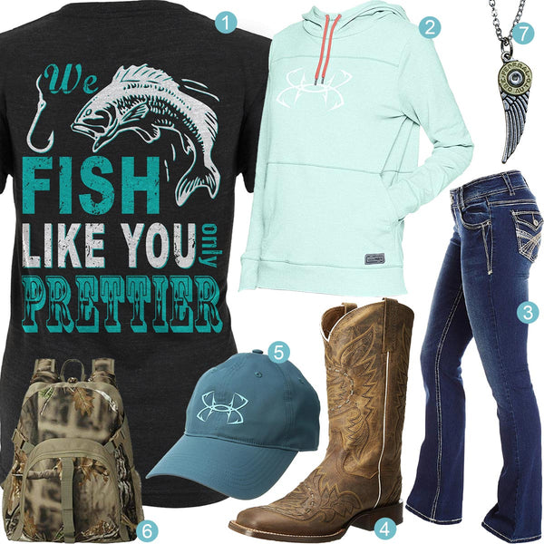 We Fish Like You Outfit