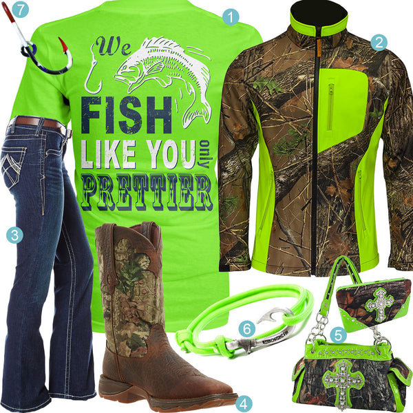Fish Like You Outfit