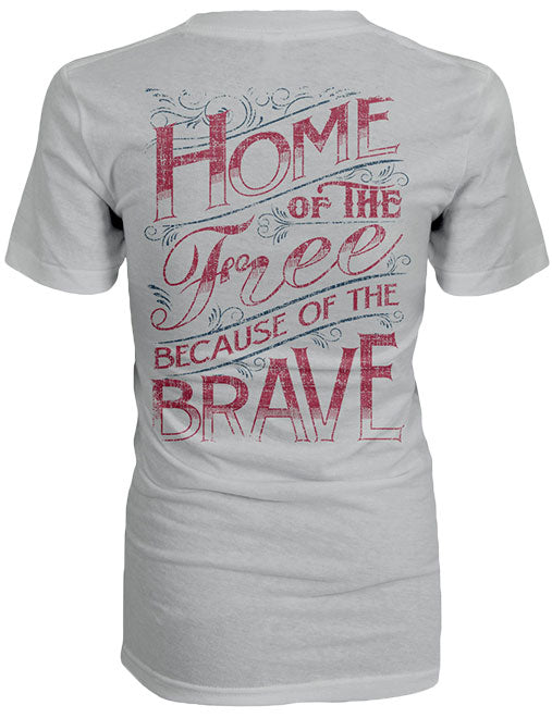 Home Of The Free Shirt