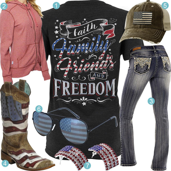 Freedom Outfit