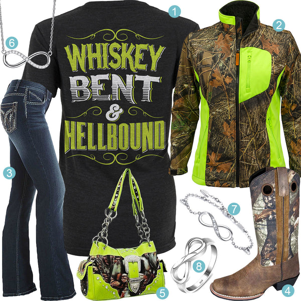 Whiskey Bent Outfit