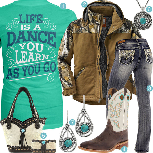 Life is a Dance Outfit