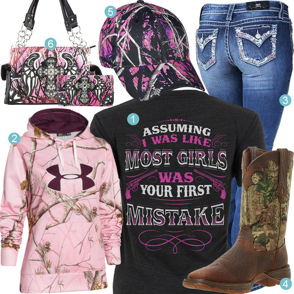 Your First Mistake Outfit