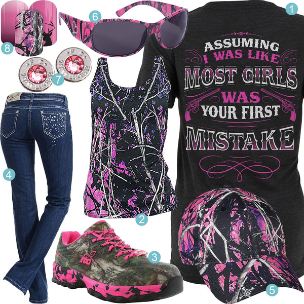 Mistake Outfit