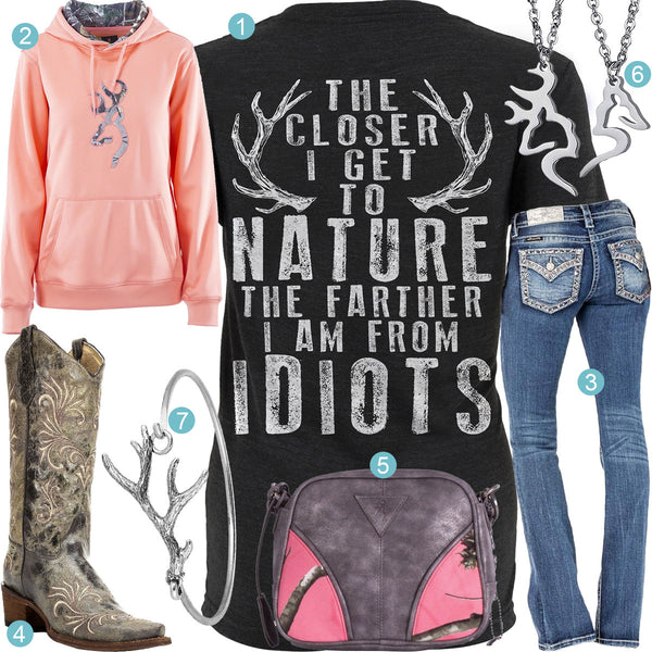 Nature Outfit