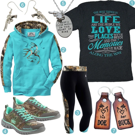 Legendary Whitetails Glacier Hoodie Outfit