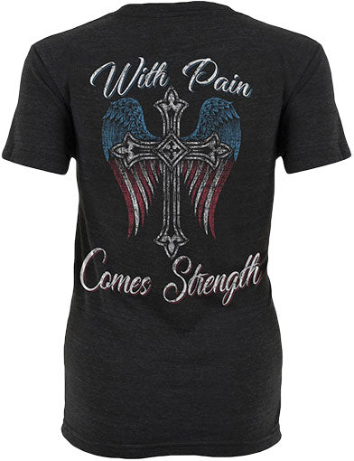 With Pain Comes Strength Shirt