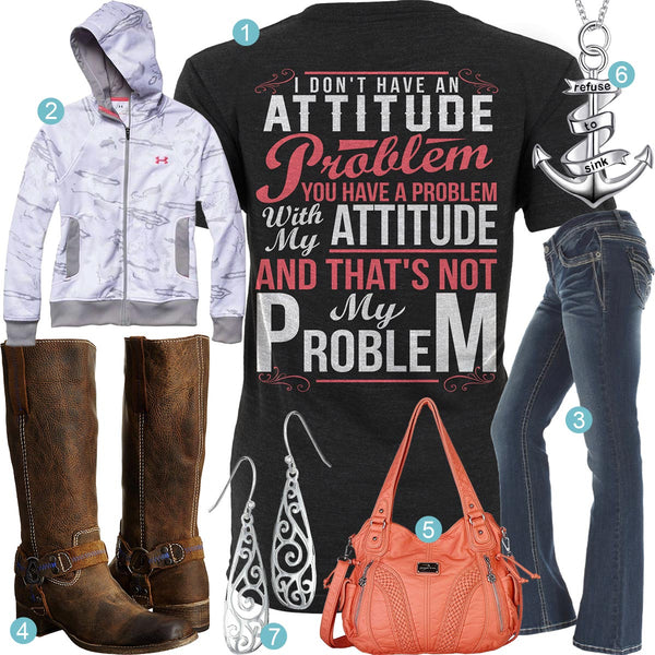 Not My Problem Outfit