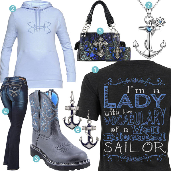 Educated Sailor Outfit