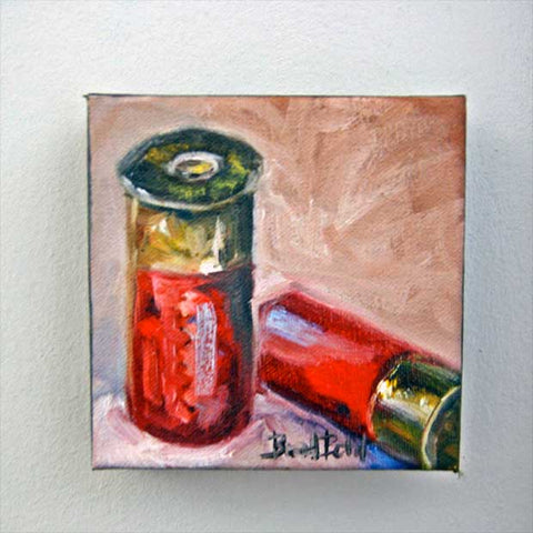 10 Pieces Of Shotgun Shell Art Real Country Ladies